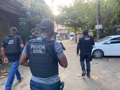 Acusado de assaltar bancos no Sul é capturado na Bahia