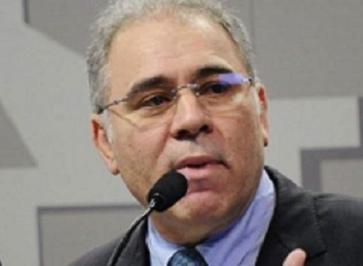Meta é vacinar 1 milhão de pessoas por dia contra Covid-19, diz Marcelo Queiroga