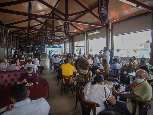 Juazeiro recebe até o dia 17 de outubro, 1º Festival Gastronômico