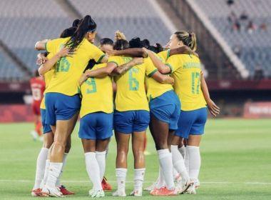 Brasil perde para o Canadá nos pênaltis e futebol feminino está eliminado em Tóquio