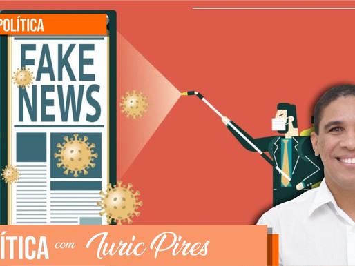 Pandemia da desinformação e da fake news