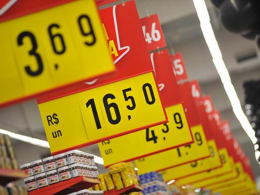 Inflação oficial desacelera e fica em 0,13% em maio, menor taxa para o mês desde 2006.