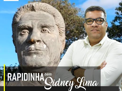 """""""Rapidinha"""" com Sidney Lima: Abandono da praça Américo Tanuri"""