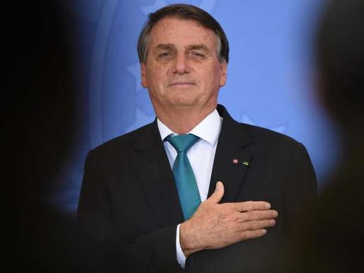 Bolsonaro diz que determinará redução da bandeira tarifária na luz