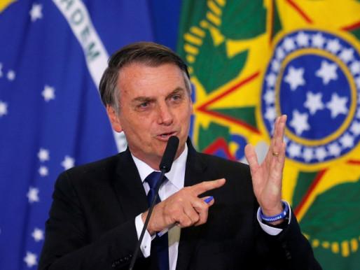 Bolsonaro se reúne com nomes de peso do empresariado a convite da Fiesp.