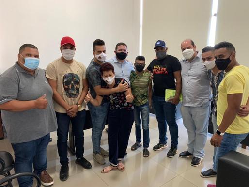 Renato Brandão conquista flexibilização de Decreto junto à Prefeitura, para os artistas de Juazeiro