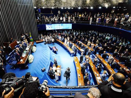 Senado aprova redução de ministérios e Coaf sem Moro após apelo de Bolsonaro.