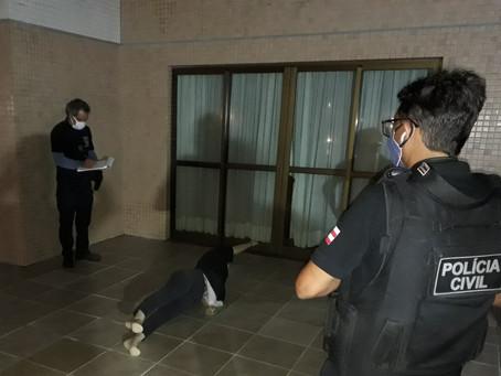 Simulação de tentativa de feminicídio é realizada em Salvador