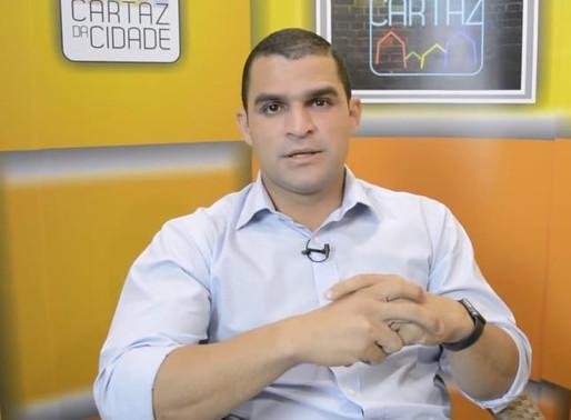 Em Cartaz: Raffani Oliveira pré-candidato a prefeito de Juazeiro