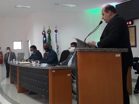 Renato Brandão apresenta moção de congratulação em homenagem ao Cel PM Anselmo Brandão