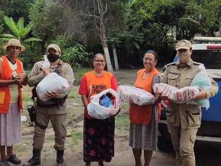 PM consegue ajuda para Casa de Recuperação de Mulheres