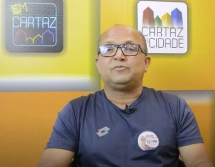 Em Cartaz - Joacir Oliveira, candidato a vereador em Juazeiro