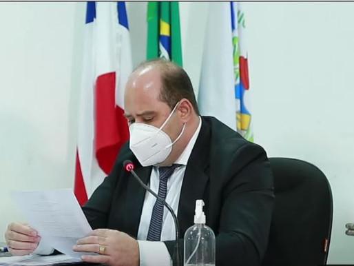 Renato Brandão pede melhoria dos espaços públicos de Juazeiro