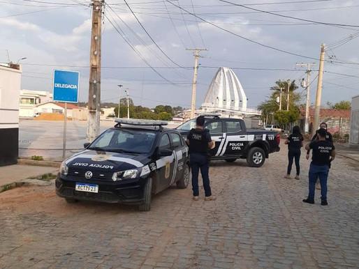 Polícia cumpre mandados de prisão em operação de combate a crimes contra vida na Bahia