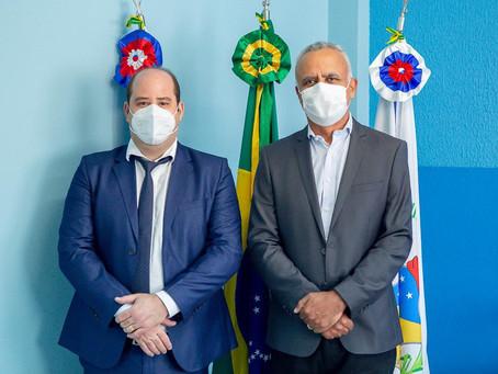Renato Brandão tem agenda extensa nesta terça-feira (04)