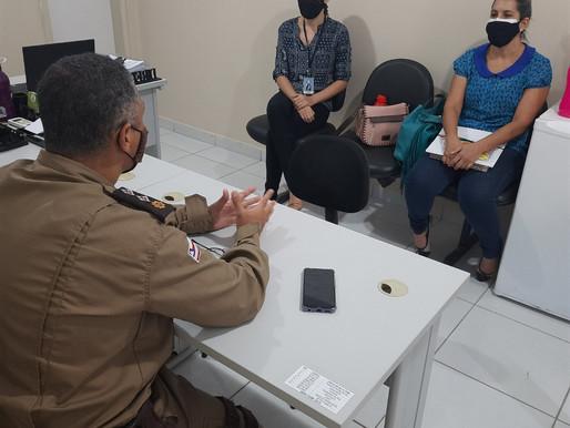 PMs da 74ª CIPM/Rural de Juazeiro recebem assistência psicológica da CEVAP