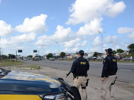 PRF intensifica fiscalização em rodovias de Pernambuco a partir desta sexta-feira (8)