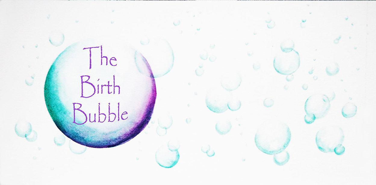Birth Bubble Logo
