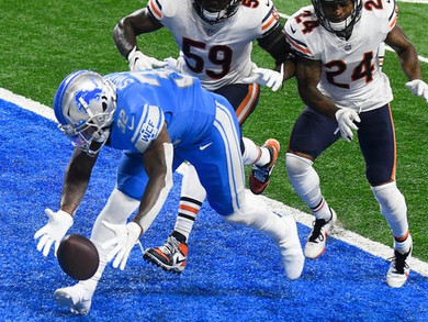 THANKFUL THINKING: THE SAME OLD LIONS