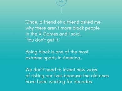 BLACK LIVES MATTER: ADRENALINE RUSH