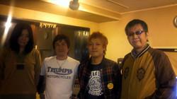 with Tomomatsu