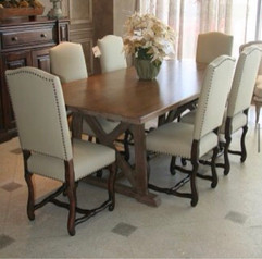 Mutton Bone Breakfast Chairs