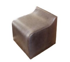 Custom Leather Chair