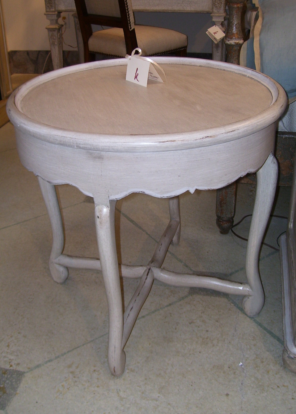 Muttonbone Side Table