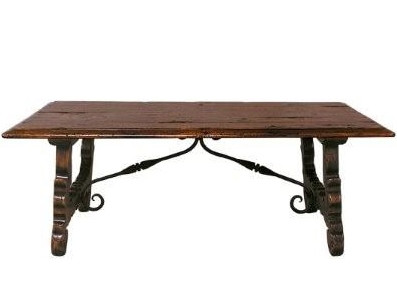 Colonial Cocktail Table
