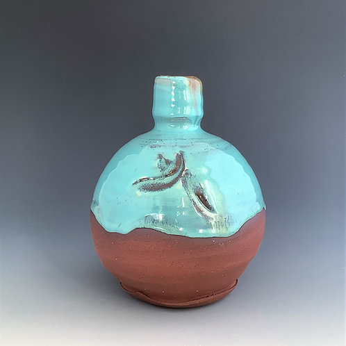 Stoneware vessel