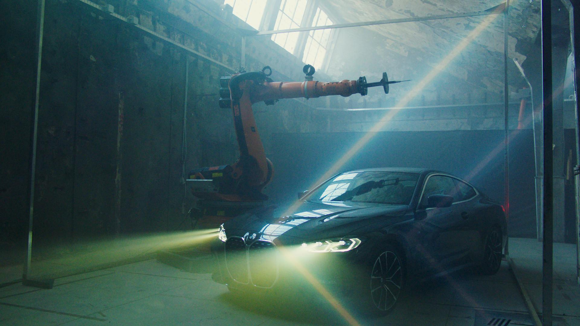 BMW x Kuka
