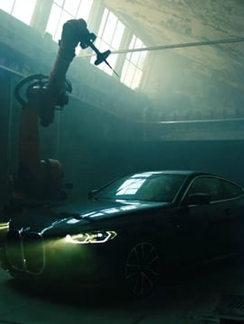 BMW 4 x Kuka