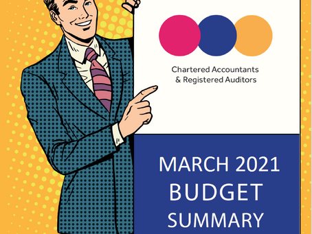 UK March 2021 Budget