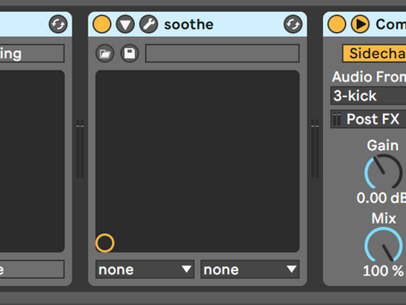 Speeding up Ableton's workflow by committing(without committing)