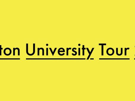 Simon Fraser University Ableton Tour