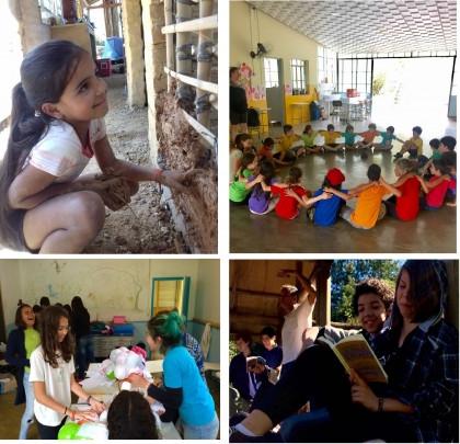 Salve o Instituto Pandavas de Monteiro Lobato