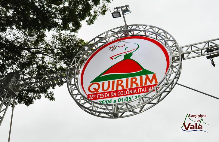 29ª Festa Italiana de Quiririm - Taubaté