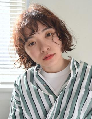 Hair Yamaguchi Hanae
