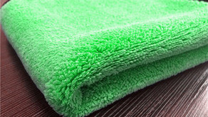 Caring for your Microfiber Towels