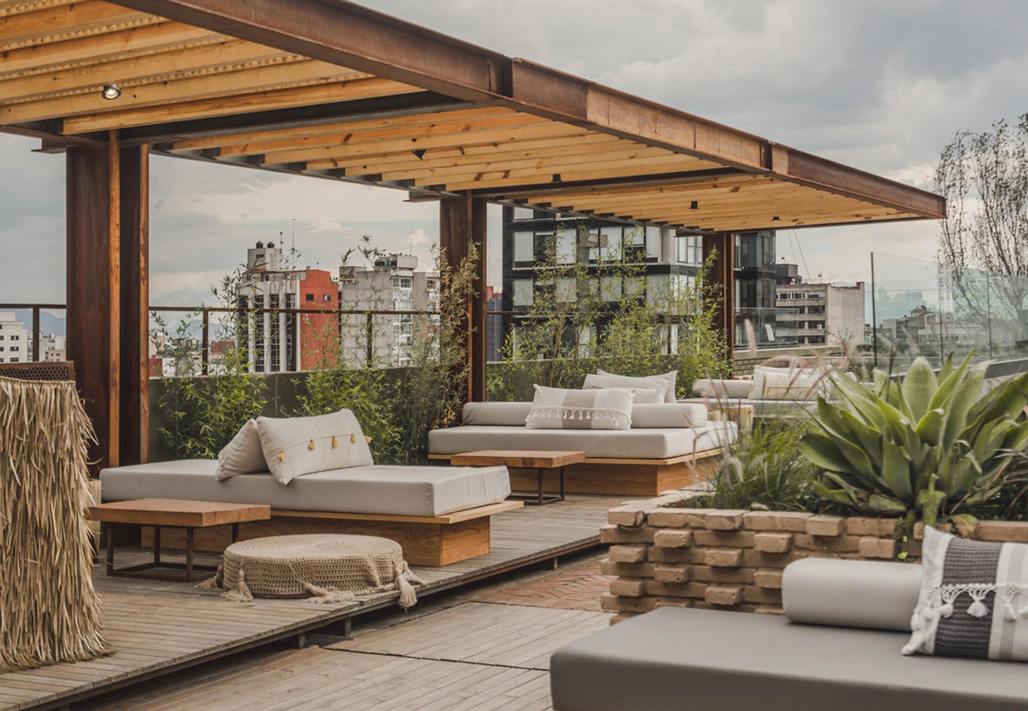 Toledo Rooftop