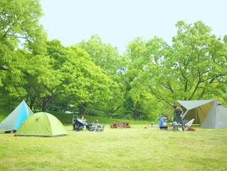 キャンプサイトのアーリーチェックインはじめました。