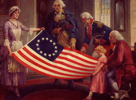First American Flag Was Made Of Hemp