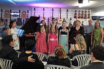 Vivaldi Academy, Voice, lessons, Auckland