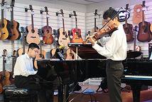 Vivaldi Academy, Violin, lessons, Auckland
