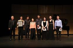 Vivaldi Academy / ronish finalists