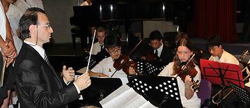 Vivaldi Chamber Group, Vivaldi Academy of Music, Auckland