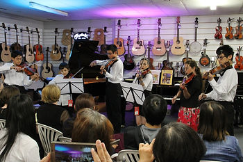 violin lessons auckland, vivaldi academy, Marcello Napoli