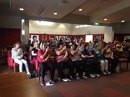 Selwyn Village, Body Percussion workshop, Vivaldi Academy of Music