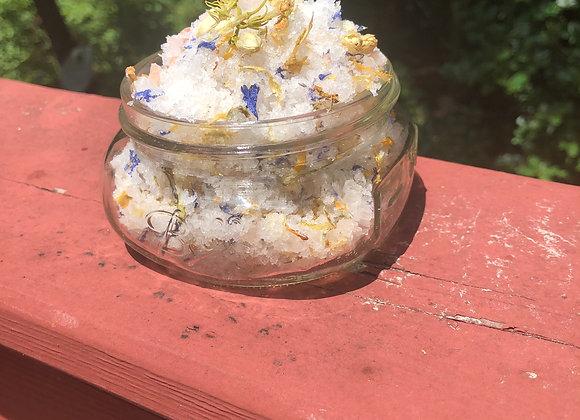 Rose Quartz Bath Salts