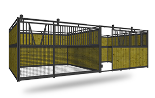 Champion Horse Stalls - Website Product